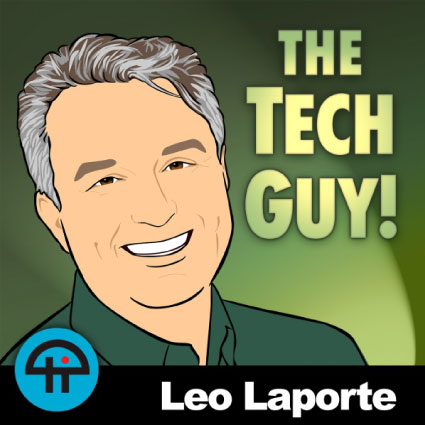 """Tech Guy"" podcast'as"