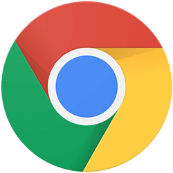 Sigla Google Chrome